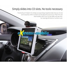 "Exogear Exomount Tablet S CD Βάση Αυτοκινήτου για Tablet 6,00-8.00"""