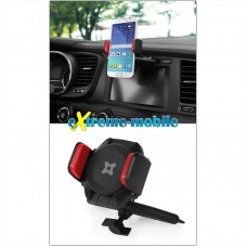 "Exogear Exomount 3 CD Universal Car Mount Βάση Αυτοκινήτου Smartphones 3.00-6.00"""