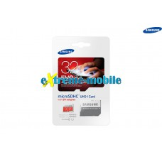 Samsung 32GB MicroSDHC UHS-I  Evo Plus Advanced Perfomance with SD Adapter