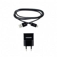 ETA0U81EBE + ECC1DU5ABE Samsung microUSB Travel Charger (Bulk)