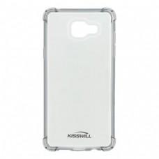 Kisswill Shock TPU Case Grey for Samsung A510 Galaxy A5 2016