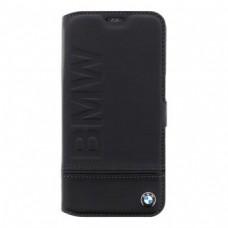 BMFLBKS7ELLSB BMW Signature Black Book Case for Samsung G935 Galaxy S7 Edge