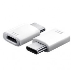 EE-GN930 Samsung microUSB to Type C Adapter White (Bulk)