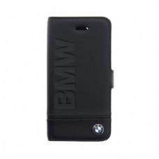 BMFLBKP7LLLSB BMW Signature Black Book Case for iPhone 7 Plus