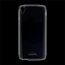 Kisswill TPU case Transparent for Alcatel Idol 3 5.5