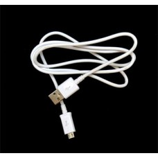 ECBDU4AWE Samsung microUSB Data Cable White (Bulk)