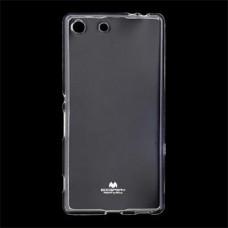 Mercury Jelly Case for Sony F3111 Xperia XA Transparent