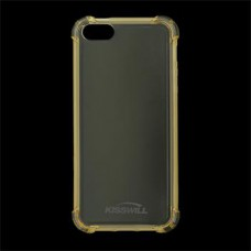 Kisswill Shock TPU Case Gold for iPhone 5/5S/SE