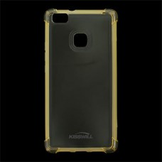 Kisswill Shock TPU Case Gold for Huawei P9 Lite