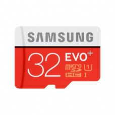microSDHC 32GB EVO Plus Samsung Class 10 without Adapter (EU Blister)