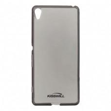 Kisswill TPU case Black for Sony F3311 Xperia E5
