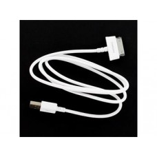 ECBDP4AWE Samsung Galaxy TAB Data Cable 30pin White (Bulk)