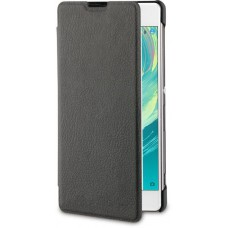 SIM1267B RoxFit Xperia E5 Ultra Simply Book Case Black (EU Blister)