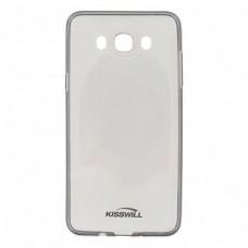 Kisswill TPU case Black for Samsung Galaxy J710 Galaxy J7 2016