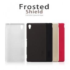 Nillkin Super Frosted Back Cover Black for Sony E2303 Xperia M4 Aqua