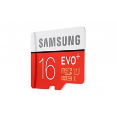 microSDHC 16GB EVO Plus Samsung Class 10 without  Adapter (EU Blister)